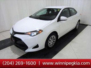 Used 2019 Toyota Corolla LE for sale in Winnipeg, MB