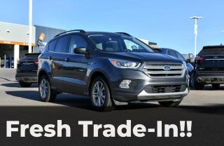 Used 2018 Ford Escape SEL 4WD for sale in Red Deer, AB