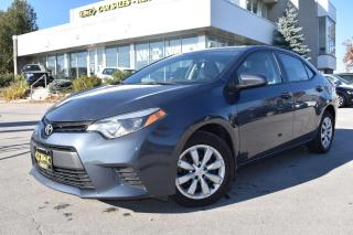 Used 2014 Toyota Corolla LE for sale in Oakville, ON