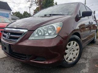 Used 2007 Honda Odyssey LX for sale in Ottawa, ON