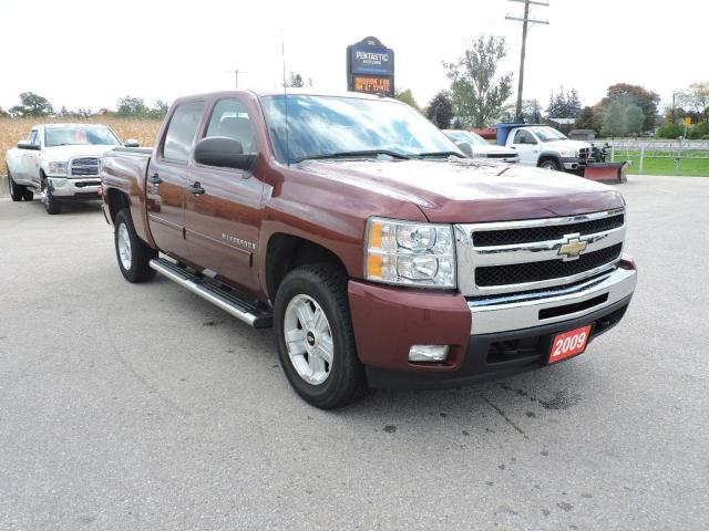 2009 Chevrolet Silverado 1500 LT Well oiled Only 127000 km No rust