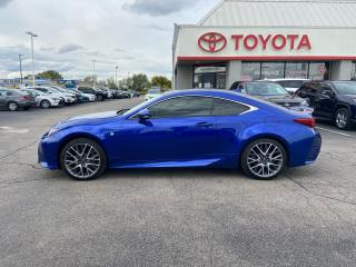 Used 2016 Lexus RC 350 F Sport for sale in Cambridge, ON