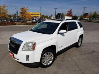 Used 2010 GMC Terrain AWD, Leather, Roof, Camra, 3/Y warranty avail for sale in Toronto, ON
