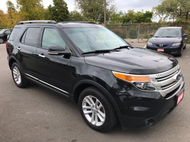 2014 Ford Explorer XLT ** 4WD, BACKUP CAM, HTD LEATH **