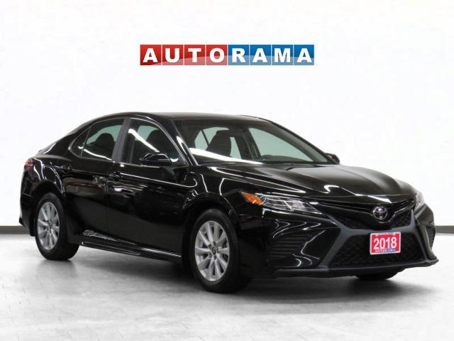 2018 Toyota Camry SE LEATHER BACKUP CAMERA