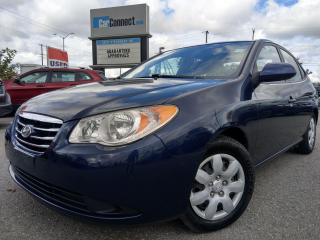 Used 2010 Hyundai Elantra GLS for sale in Ottawa, ON