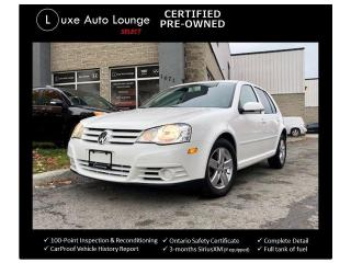 Used 2009 Volkswagen City Golf CITY GOLF, HATCH, HEATED SEATS!! for sale in Orleans, ON