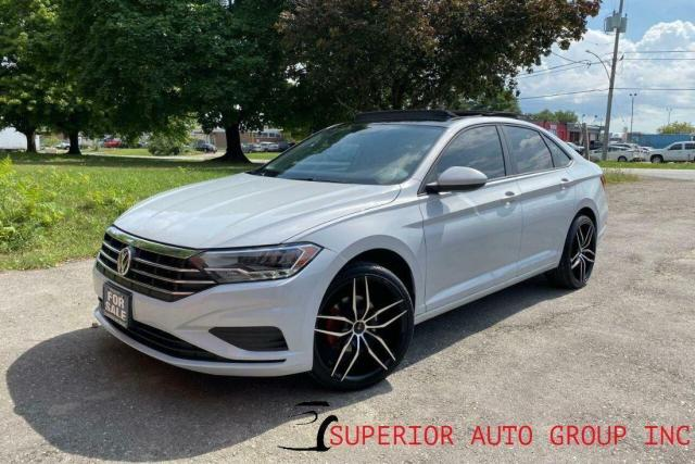 2019 Volkswagen Jetta Highline Leather/ReverseCamera/Sunroof/Bluetooth