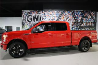 Used 2016 Ford F-150 XLT SPORT 4X4 for sale in Concord, ON
