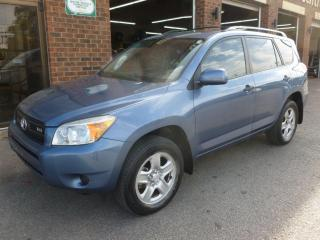 Used 2007 Toyota RAV4 BASE for sale in Weston, ON