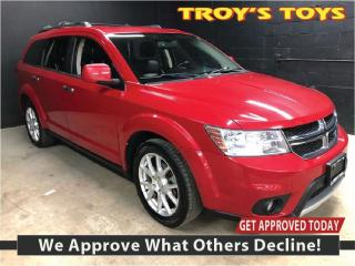 Used 2014 Dodge Journey R/T for sale in Guelph, ON