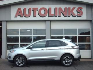 Used 2015 Ford Edge Titanium AWD / SUNROOF/NAVIGATION for sale in St Catharines, ON
