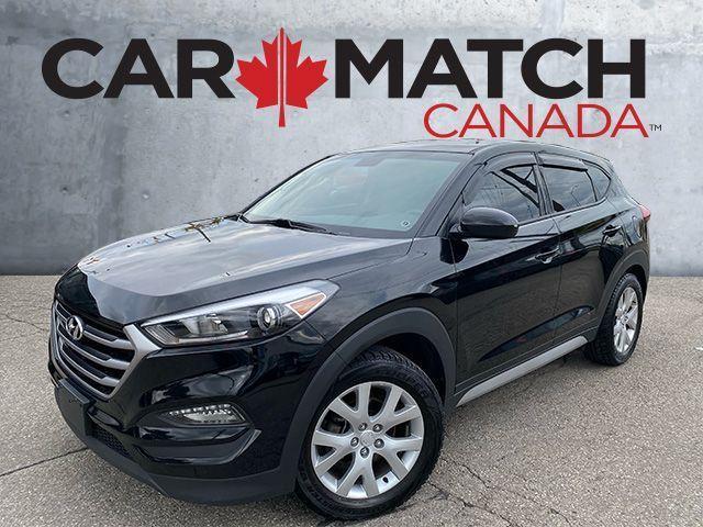 2017 Hyundai Tucson AWD / NO ACCIDENTS / 60728 KM