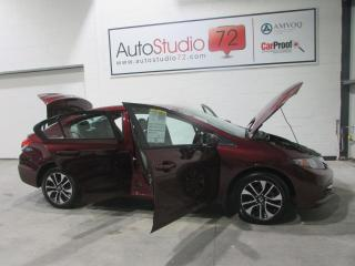 Used 2015 Honda Civic EX **TOIT**CAMERA RECUL for sale in Mirabel, QC
