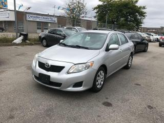 Used 2009 Toyota Corolla AUTO,SAFETY+3 YEARS WARRANTY INCLUDED for sale in Toronto, ON