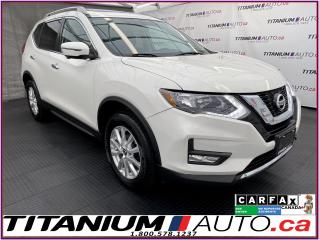 Used 2017 Nissan Rogue SV-Tech+AWD+GPS+Pano Roof+360 Camera+Blind Spot+XM for sale in London, ON