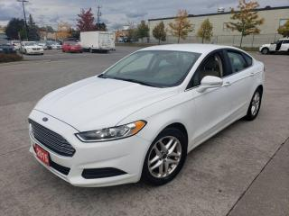 Used 2015 Ford Fusion Auto, 4 Door, Backup Camera, 3/Y Warranty avai for sale in Toronto, ON