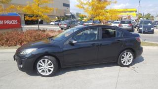 Used 2010 Mazda MAZDA3 Auto, Low Km, Leather, Sunroof, 3/Y Warranty Avail for sale in Toronto, ON