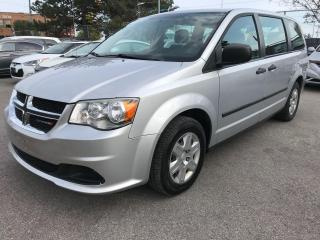 Used 2012 Dodge Grand Caravan SE,NO ACCIDENT,SAFETY+3YEARS WARRANTY INCLUDED for sale in Toronto, ON