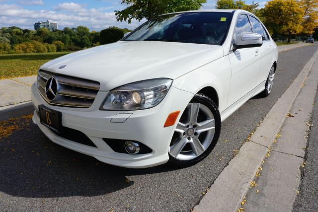 2008 Mercedes-Benz C-Class SUPER RARE / 6 SPD MANUAL / STUNNING / ONTARIO CAR