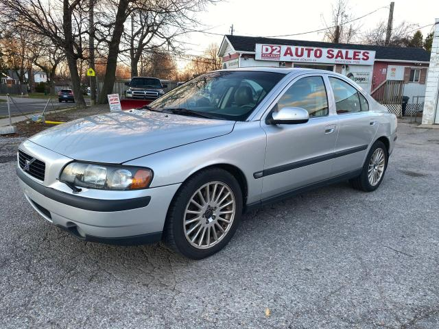 2001 Volvo S60 Leather/Roof/Automatic/Turbo/AS IS Special