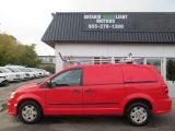 Photo of Red 2012 RAM Cargo Van