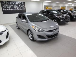 Used 2013 Hyundai Elantra GT L MANUELLE A/C GROUPE ÉLECTRIQUE for sale in Dorval, QC