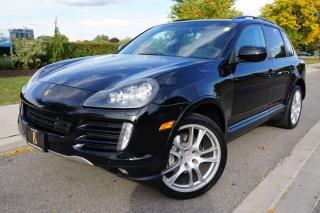 Used 2010 Porsche Cayenne RARE GTS - TRANSSYBERIA  / NO ACCIDENTS / LOCAL for sale in Etobicoke, ON