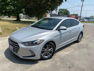 Used 2017 Hyundai Elantra GL Reverse Cam - Heated Seats & Steering wheel for sale in Brampton, ON