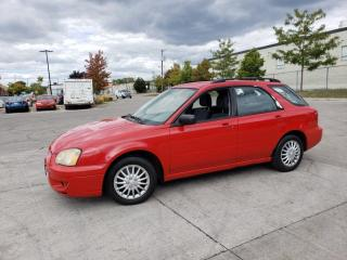 Used 2004 Subaru Impreza 4WD, Auto, Low Km, 3/Y Warranty Available. for sale in Toronto, ON