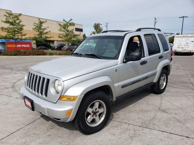 2005 Jeep Liberty Renegade, 4X4, Auto,Sunroof, 3/Y Warranty avai