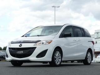 Used 2012 Mazda MAZDA5 GS JAMAIS ACCIDENTE! for sale in St-Georges, QC