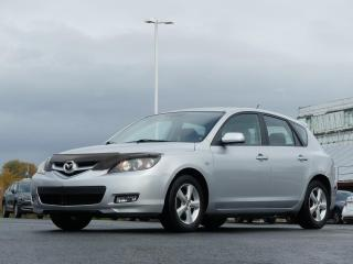 Used 2009 Mazda MAZDA3 Sport GX AUTOMATIQUE, JAMAIS ACCIDENTE! for sale in St-Georges, QC