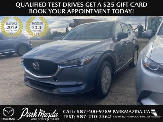 Used 2021 Mazda CX-5 GT for sale in Sherwood Park, AB