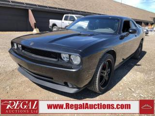 Used 2010 Dodge Challenger R/T 2D Coupe 5.7L for sale in Calgary, AB