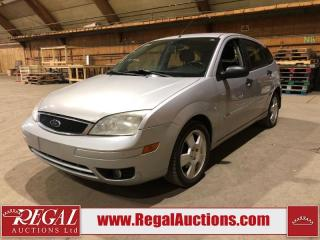 Used 2005 Ford Focus ZX5 SES 4D Hatchback for sale in Calgary, AB