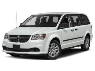 New 2020 Dodge Grand Caravan SE for sale in Virden, MB