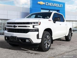 New 2021 Chevrolet Silverado 1500 RST The Best Deals to come in 2021 for sale in Winnipeg, MB