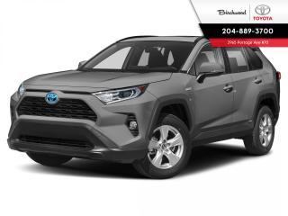 New 2020 Toyota RAV4 Hybrid XLE XSE PKG for sale in Winnipeg, MB