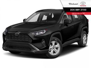 New 2021 Toyota RAV4 XLE STANDARD PKG for sale in Winnipeg, MB