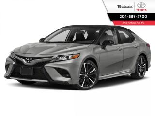 New 2020 Toyota Camry XSE YEAR END SALE! CALL AND BOOK YOUR APPOINTMENT NOW! for sale in Winnipeg, MB