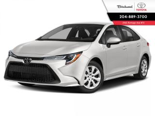 New 2021 Toyota Corolla LE STD PKG for sale in Winnipeg, MB