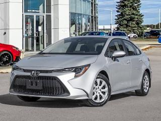 New 2021 Toyota Corolla LE MANAGER'S SPECIAL $870 OFF! for sale in Winnipeg, MB