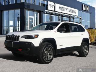 Used 2020 Jeep Cherokee Trailhawk AWD! for sale in Winnipeg, MB