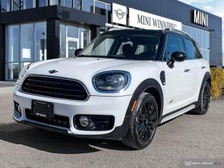 Used 2017 MINI Cooper Countryman ALL4 4dr Back Up! for sale in Winnipeg, MB