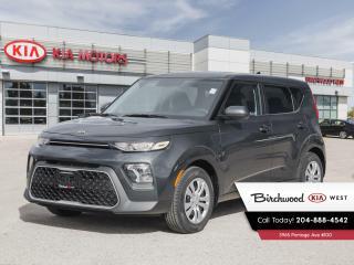 New 2021 Kia Soul LX ** Apple Carplay / Heated Seats / Back Up Cam ** for sale in Winnipeg, MB
