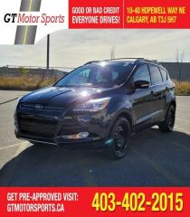 Used 2013 Ford Escape Titanium  4WD |$0 DOWN - EVERYONE APPROVED!! for sale in Calgary, AB