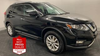 Used 2017 Nissan Rogue AWD SV NAV - 7 PASS ***JANUARY BLOWOUT PRICE*** for sale in Winnipeg, MB