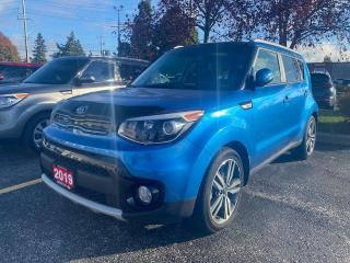 Used 2019 Kia Soul EX PREMIUM for sale in Waterloo, ON
