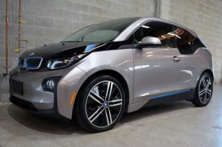 Used 2014 BMW i3 Hatchback With Range Extender for sale in Vancouver, BC